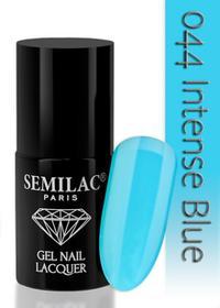Semilac Lakier hybrydowy 044 Intense Blue
