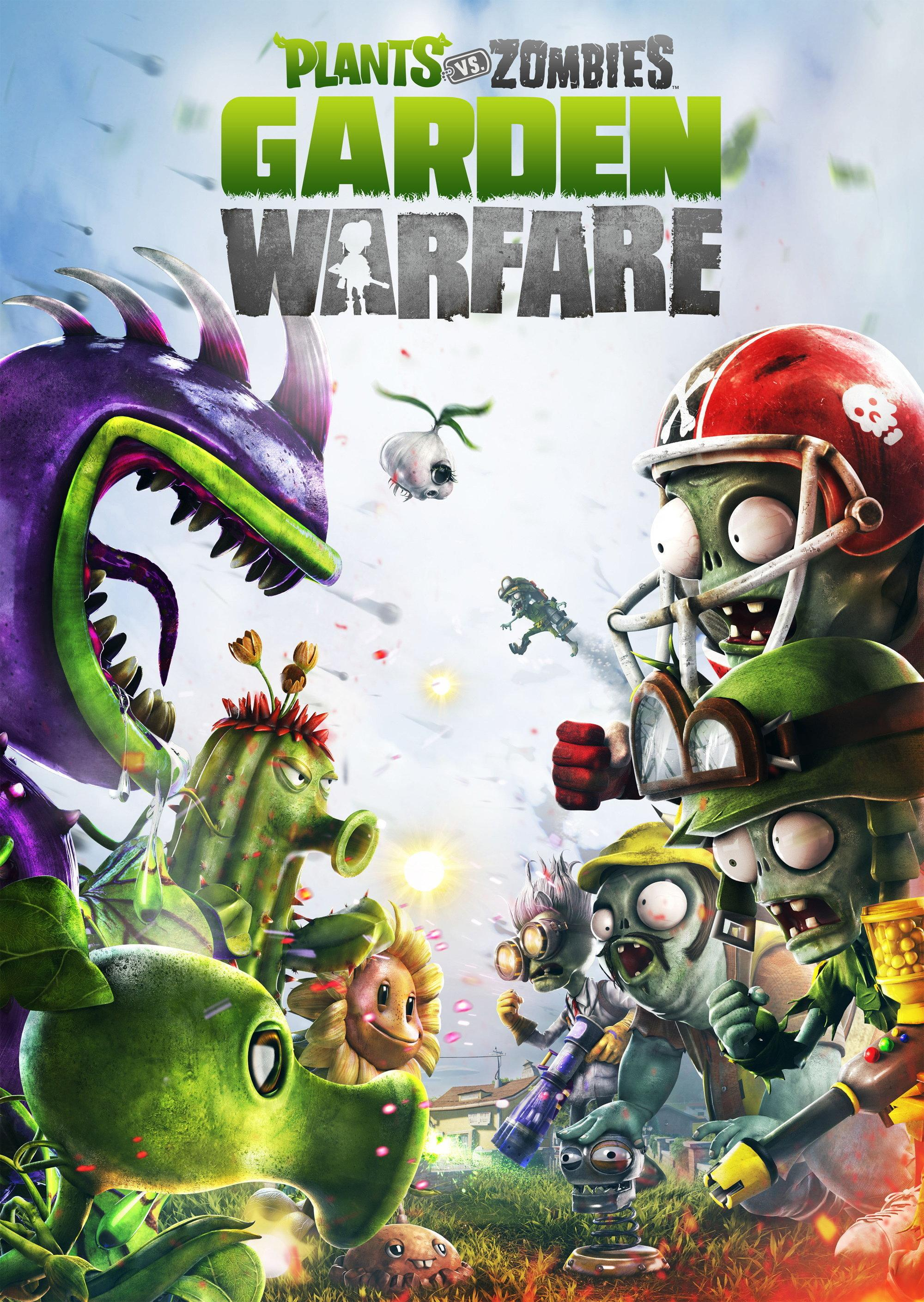 Plants vs. Zombies: Garden Warfare PS3