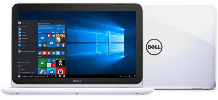 "Dell Inspiron 11 ( 3162 ) 11,6"", Pentium 2,0GHz, 4GB RAM, 500GB HDD"