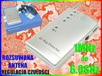 Opinie o DETEKTOR WYKRYWACZ KAMER PODSŁUCHÓW GSM WiFi 3G FM Easy