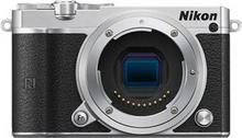 Nikon 1 J5 body srebrny