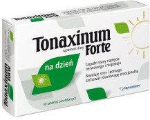 Novascon Tonaxinum Forte na dzień 30 szt.