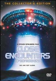 Bliskie Spotkania Trzeciego Stopnia (Close Encounters Of The Third Kind) [DVD]