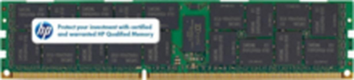 HP 8GB 1Rx4 PC3-12800R- 11 Kit 647899-B21