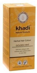 Khadi Henna do włosów złoty blond 100g