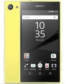 Sony Xperia Z5 Compact Żółty