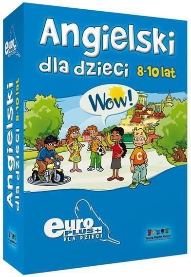 Young Digital Planet EuroPlus+ Angielski dla dzieci - Wow! (8-10 lat)