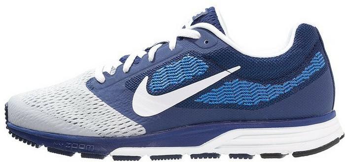 buy popular 1a494 7b24f Nike Air Zoom Fly 2 707606-403 niebieski – ceny, dane techniczne, opinie na  SKAPIEC.pl