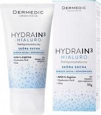 Dermedic HYDRAIN 3 - HIALURO - Peeling enzymatyczny 50ml