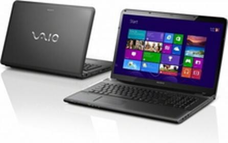 "Sony VAIO SVE1511X1EB Renew 15,5\"", Core i5 2,5GHz, 8GB RAM, 750GB HDD (E1511X1EB)"