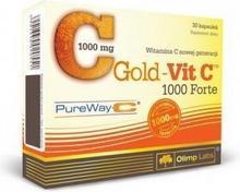 Olimp Gold Vit C 1000 FORTE - 30 kaps
