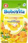 Nutricia BoboVita Kaszka ryżowa o smaku brzoskwiniowym po 4 miesiącu 180g - brzoskwiniowy