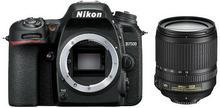 Nikon D7500 +18-105 VR