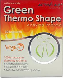 Activita b Green Thermo Shape 30Caps