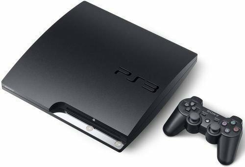 Sony PlayStation 3 Slim 320GB + Move