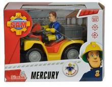 Strażak Sam Quad Mercury z figurką Simba 9257657