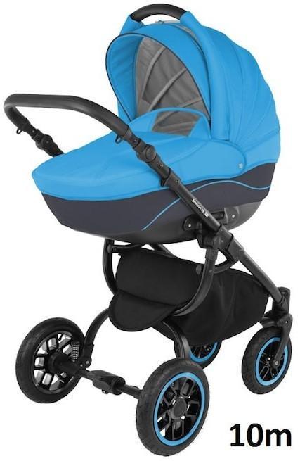 Adamex Jogger ALU 2w1 10M BLUE