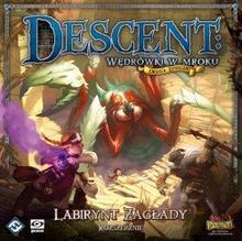 Fantasy Flight Games Descent: Labirynt Zagłady