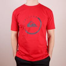 Quiksilver T-shirt Classic Tee Everyday Active - Quik Red