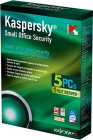 Kaspersky Small Office Security (5 stan. / 1 rok)