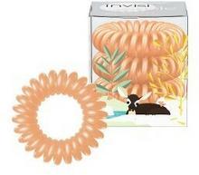 InvisiBobble Around Silky Season Perłowy Cielisty gumki do włosów 3 pack