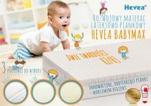 Hevea BABY MAX 120x60
