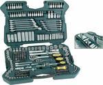 Opinie o Brder Mannesmann Brueder Mannesmann Zestaw kluczy nasadkowych M 98430 215 szt.