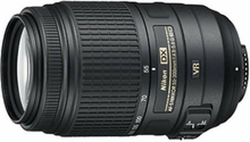 NikonAF-S 55-300mm f/4.5-5.6G DX ED VR