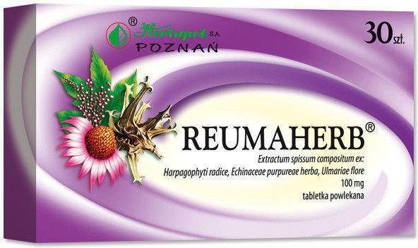 Herbapol Reumaherb 30 szt.