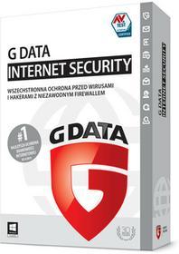 GData Internet Security (2 stan. / 1 rok) - Nowa licencja
