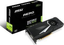 MSI GeForce GTX 1070 Aero 8G OC VR Ready
