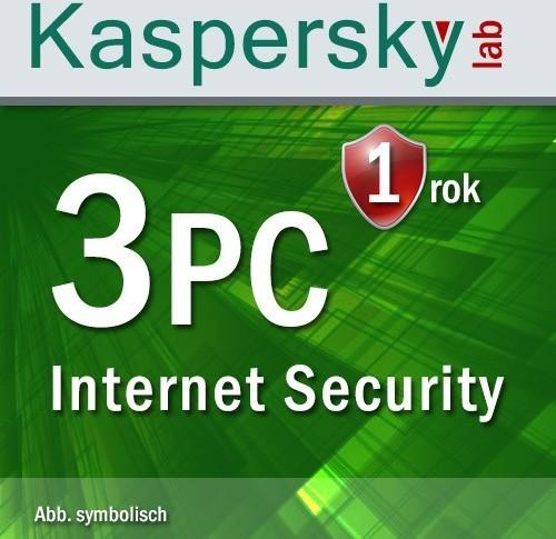 Kaspersky Internet Security Multi Device 2017 3 PC
