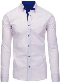 Koszula męska biała (dx1273) dx1273_m Biały