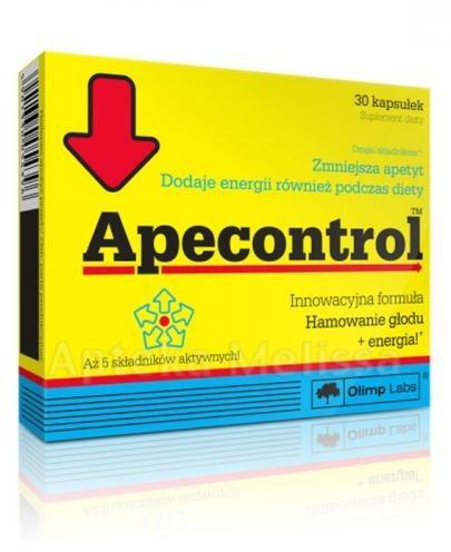 Olimp LABORATORIES Polska APECONTROL 30 kaps 3219241