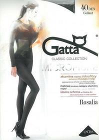Gatta Rajstopy Rosalia rozmiar 2 40 DEN - Rajstopy Rosalia rozmiar 2 40 DEN Nero