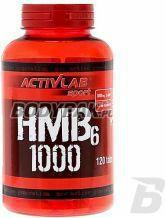 Activlab HMB6 1000 - 120 tabl.