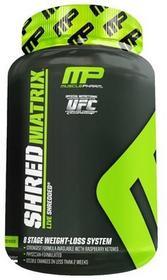 Muscle Pharm Shred Matrix 120 kaps.