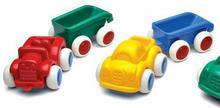 Viking Toys Auto Jumbo Chubbies z przyczep 1145