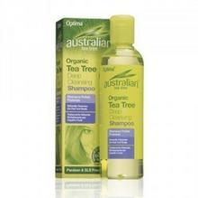 Optima Szampon głęboko oczyszczający z olejkiem z liści drzewa herbacianego - 250ml