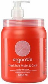 Stapiz Argande Mask Hair Moist&Care 1000ml