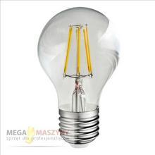 Polux Żarówka LED E27 SMD 4W Ciepła 305138