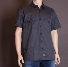Dickies Koszula 1574 Short Sleeve Work Shirt - szara