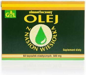 Gal Olej z Nasion Wiesiołka 60 szt.