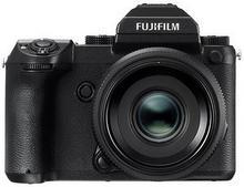 Fuji GFX 50S + GF 63 mm czarny