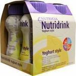 N.V.Nutricia Nutridrink Yoghurt Style waniliowo-cytrynowy 4x200 ml