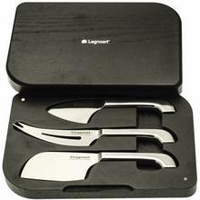 Legnoart Zestaw 3-ech Zestaw noży do serów stalowy CK-3M