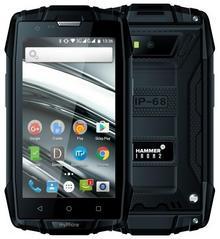 myPhone Hammer Iron 2 czarny