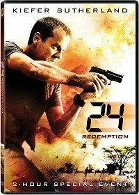 24 Godziny: Wybawienie [DVD]