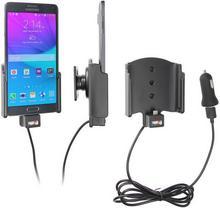 Brodit AB Uchwyt aktywny z kablem USB do Samsung Galaxy Note 4 521683