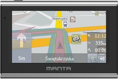 MantaGPS570 Easy Rider Europa